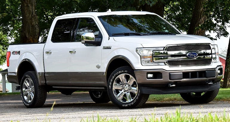 Used Pickup Truck Is An Ideal Choice For A Family Car